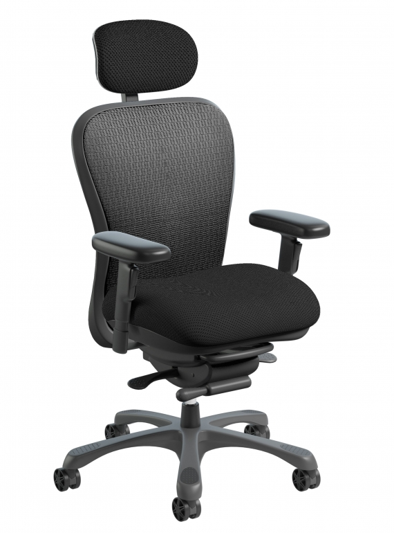 CXOti Nightingale Chair with Headrest (Front View)